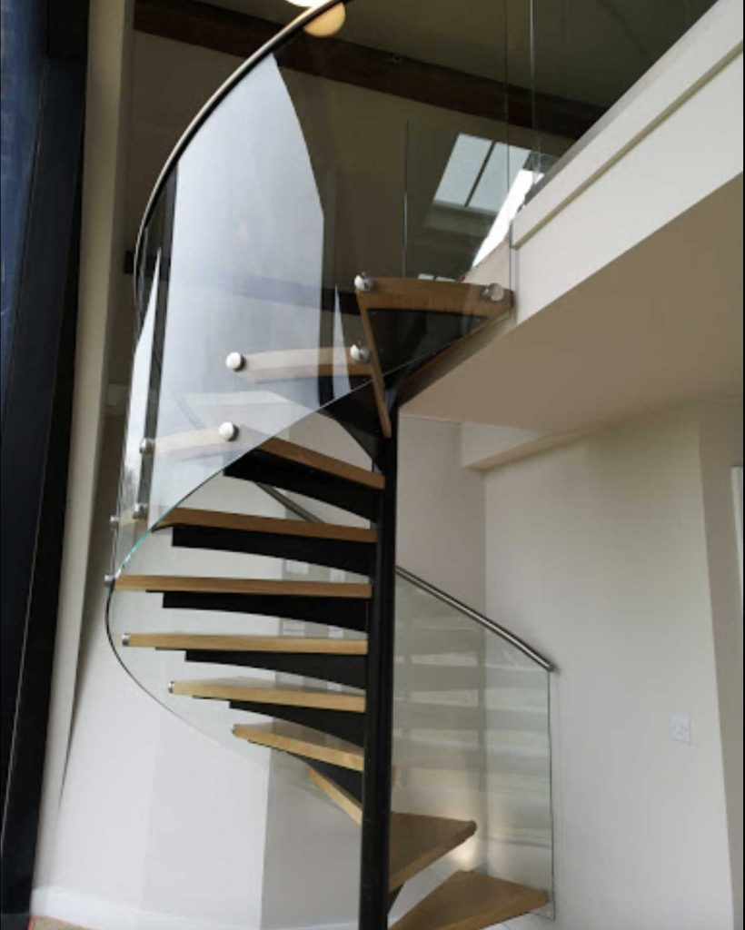 Glass Balustrades in Cheshire