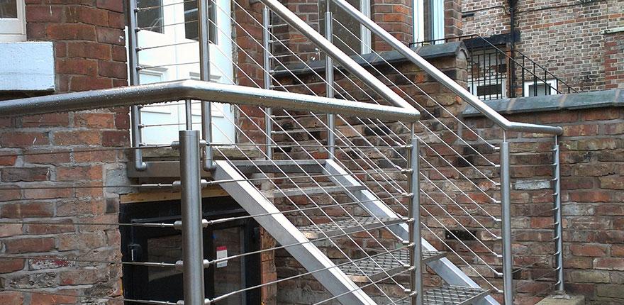Steel Staircases in Hazel Grove